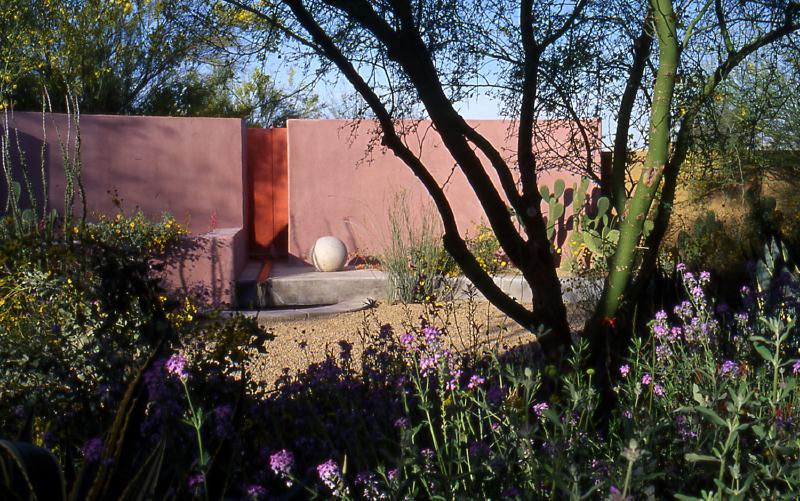 Steve Martino Landscape Architect / Hawkinson Residence, Phoenix
